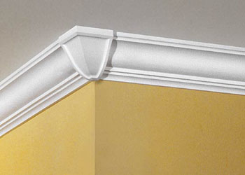 Handyman Services in Vancouver - Crown Moulding Installation